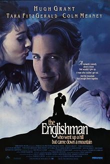 THE ENGLISHMAN WHO WENT UP A HILL AND CAME DOWN A MOUNTAIN (1995, 95mins)