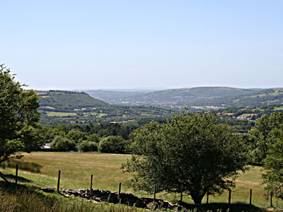 The Lower Swansea Valley